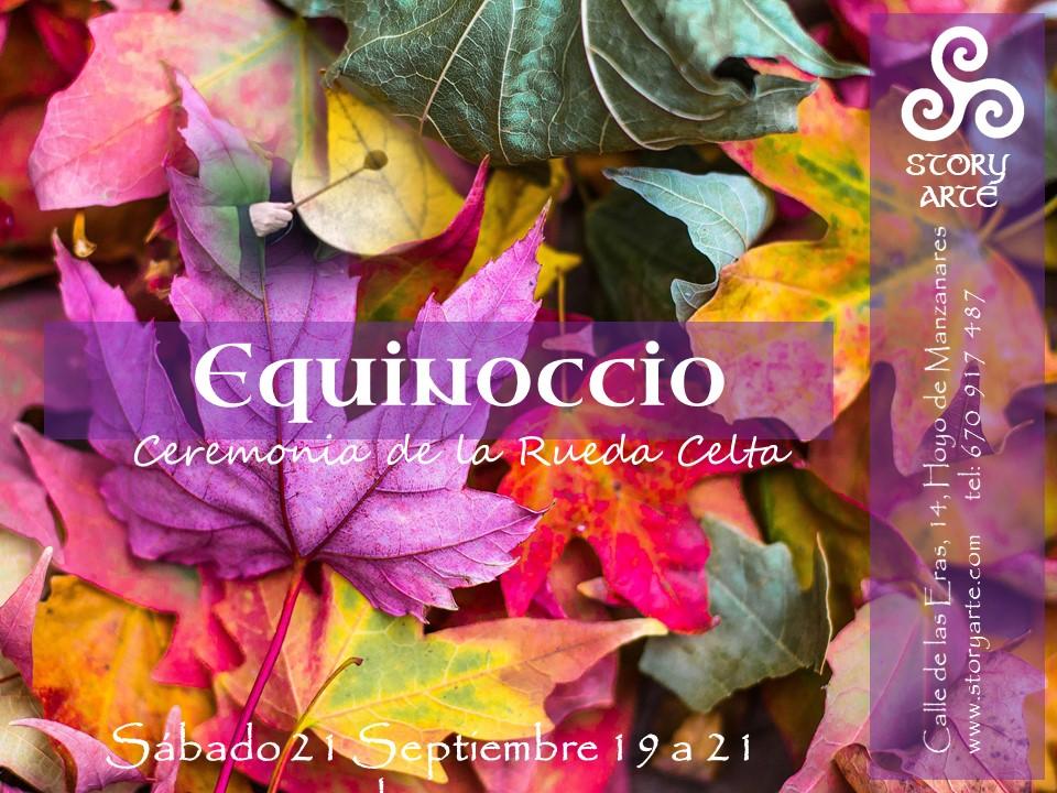 Ceremonia de equinoccio de otoño, ceremony Autumn equinox