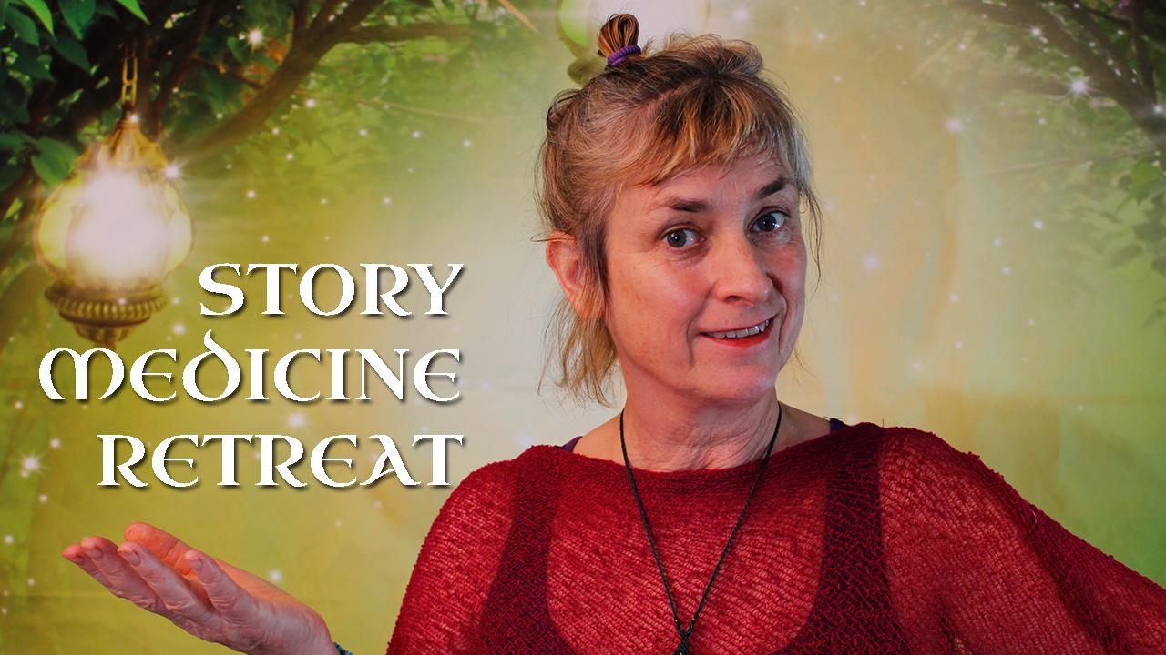 Story Medicine retrear