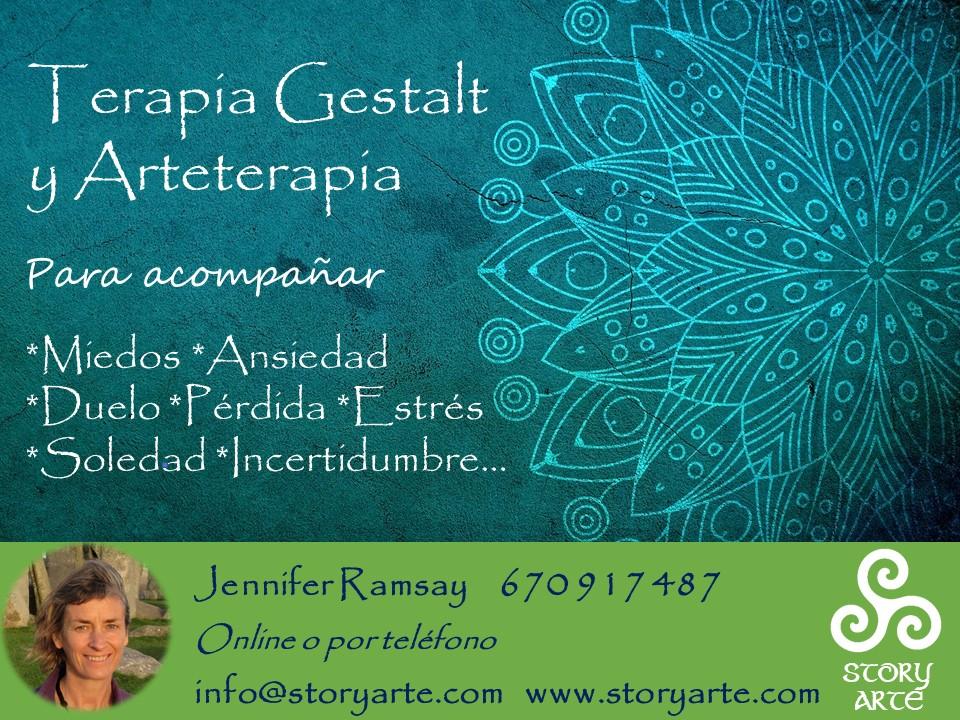 Terapia Gestalt y Arteterapia Online